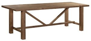 Restoration Hwe Salvaged Wood Table