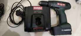 Drill metabo 15.6v