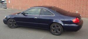 2001 Acura CL (Type-S)