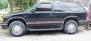 1995 GMC Jimmy SUV, Crossover