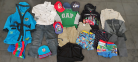 Boys clothes bundle size 4-5years old