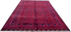 "6'7"" X 10'2"" Vegetable Dyes Soft high quality Wool Hand-Knotted"