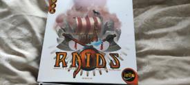 Raids Board Game