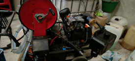 Diesel washer keys start 40m hose have be service no time washing plea