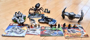 Lego Star Wars & Lord of the Rings