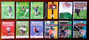 Soccer DVD's & Equipment