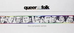 COFFRETS DVD ''QUEER AS FOLKS'' VERSION PAL
