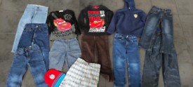 Boys clothes bundle size 5-6 years