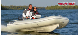 GALA (RHIB) Console & Motor packages within your budget-NS