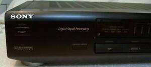 Sony SDP-E300 : Digital Surround Processor Greenwich Lane Cove Area Preview