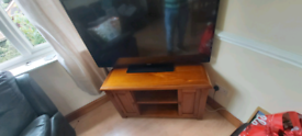 Oak TV Cabinet from Furniture land