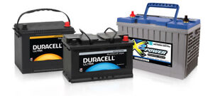 USED BATTERIES FOR SALE DON 830-9544