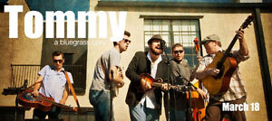 The Hillbenders: Tommy, A Bluegrass Opry - Saturday - March 18th