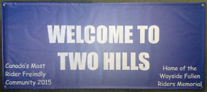 Banners Stickers Signs Decals in Two Hills AB Strathcona County Edmonton Area image 2