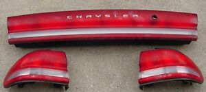 1997 Chrysler Concorde Tail Lights and Centre Panel Windsor Region Ontario image 1
