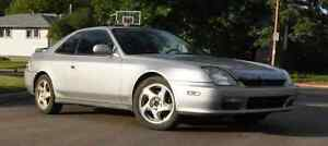 1998 Honda Prelude 5spd, sunroof