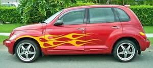 2001 Chrysler PT Cruiser Hatchback Carrara Gold Coast City Preview
