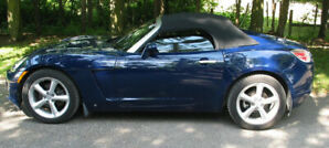 2009 Saturn SKY C$13,850 or US$10,550 certified OBO