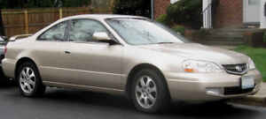 n PARTS BRAND NEW Acura CL 2001 2002 2003