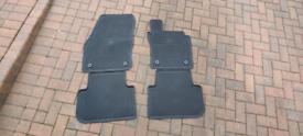 Volkswagen tiguan rubber car mats