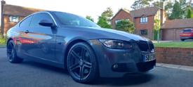 BMW 330D E92 Coupe