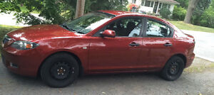 2009 Mazda Mazda3 GX Sedan Negotiable