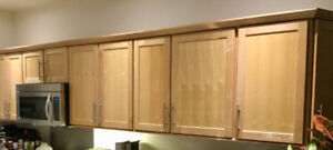 Pre-assembled kitchen cabinets for sale