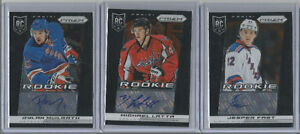 2013-14 Panini Prizm Rookie Autographs cards for sale