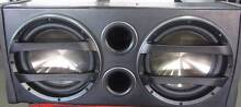 Fusion Sub Woofer with built in AMP Gunn Palmerston Area Preview