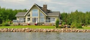 Wanted waterfront home or vacant waterfront lot