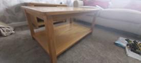 Coffee Table (Oak)