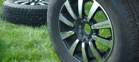 Honda Odyssey - NEW Winter Tires w Alloy Wheels