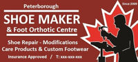 SHOE MAKER / REPAIR COMING SOON PETERBOROUGH