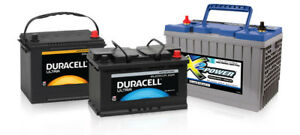 GOOD USED BATTERIES FOR SALE DON 830-9544