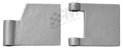 Escort MK1 Door Hinges on Bodyshell Pillar 1 Upper & 1 Lower Hinge - Pair