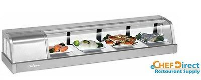 Turbo Sak-60l-n 60 Refrigerated Sushi Display Case - Left Side Compressor