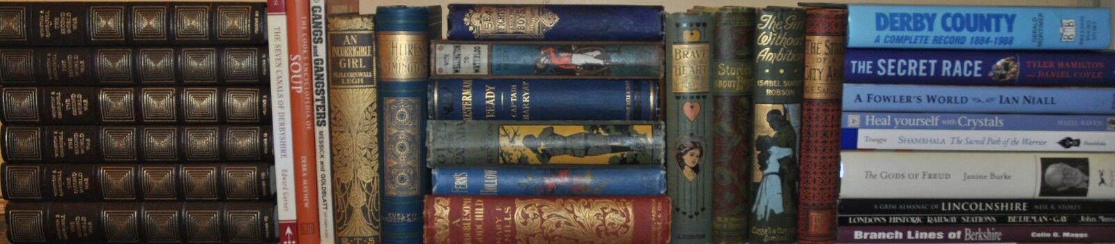 derventio books
