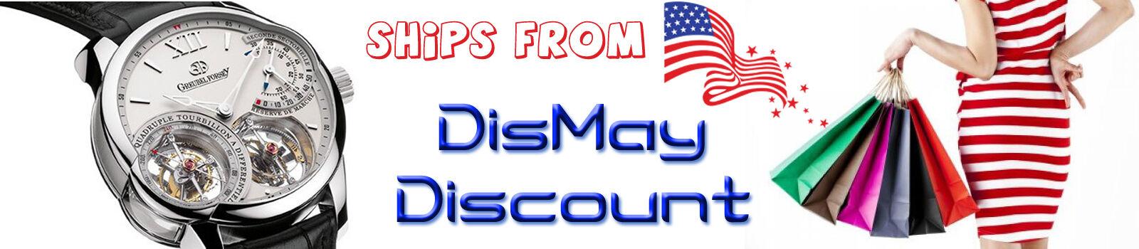 DisMay Discount