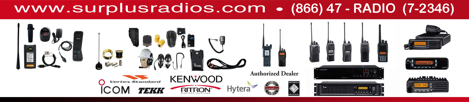 Surplus Two Way Radios