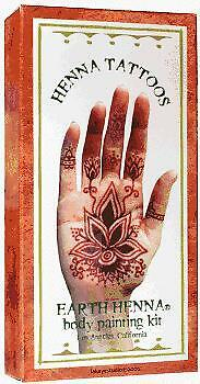 Henna tattoo kit ebay for Tattoo kit ebay