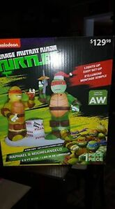 Teenage Mutant Ninja Turtle, Christmas Blow-up!