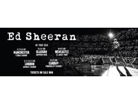 ED SHEERAN WEMBLEY 16th June 2018 - Sold out show