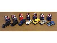 Corgi 1985 diecast cars