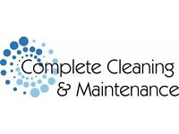 Morning or Evening office cleaners required in the Guildford / Woking areas earn up to £10.00 ph
