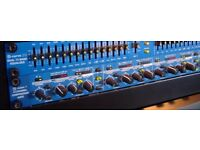 Samson S-Com4 - 4 x Channel Compressor / Gate with 4 x FREE Insert Cables