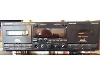 Pioneer CT-W830R STEREO DOUBLE CASSETTE DECK