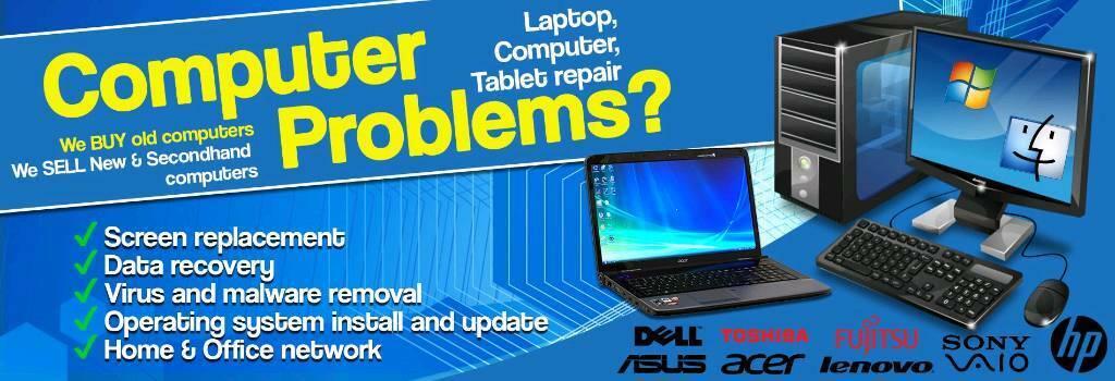 Pc repair laptop repair virus removal home server pc upgrades | in  Birmingham, West Midlands | Gumtree