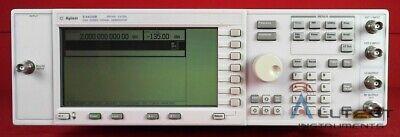 Hp-agilent E4420b -1e6-unb Esg-a Series Analog Rf Signal Generator 2 Ghz 0396