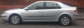 Very Good Condition Renault Laguna 2.0 16V Expression - Petrol - 2005 - Silver