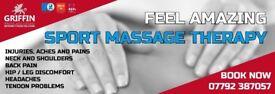 Sport Therapy - Massage
